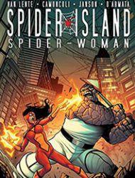 Spider-Island: Spider-Woman