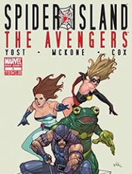 Spider-Island: The Avengers