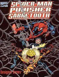 Spider-Man, Punisher, Sabretooth: Designer Genes