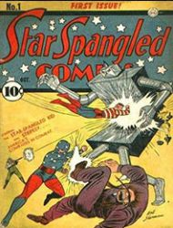 Star Spangled Comics (1941)