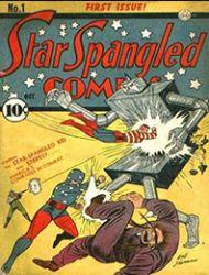 Star Spangled Comics (1941)