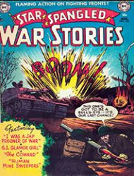 Star Spangled War Stories (1952)
