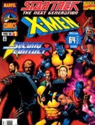 Star Trek: The Next Generation/X-Men: Second Contact