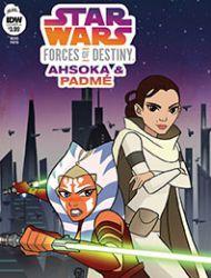 Star Wars Forces of Destiny-Ahsoka & Padmé