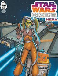 Star Wars Forces of Destiny-Hera