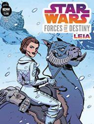 Star Wars Forces of Destiny-Leia