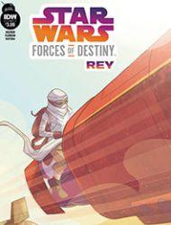 Star Wars Forces of Destiny-Rey