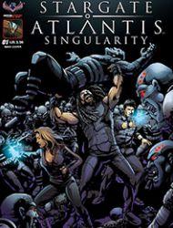 Stargate Atlantis: Singularity