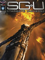 Stargate Universe: Back To Destiny