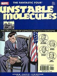 Startling Stories: Fantastic Four - Unstable Molecules