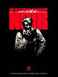 Steranko: Arte Noir