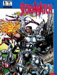 Stormwatch Sourcebook