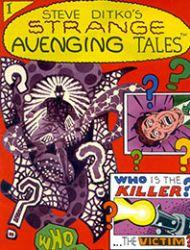 Strange Avenging Tales