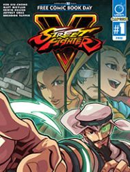 Street Fighter V Free Comic Book Day Special