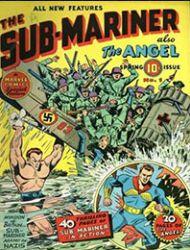 Sub-Mariner Comics