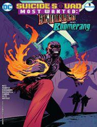 Suicide Squad Most Wanted: El Diablo and Boomerang