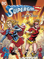 Supergirl: Fastest Women Alive