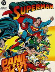 Superman: Panic in the Sky!