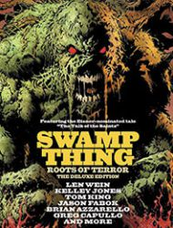 Swamp Thing: Roots of Terror The Deluxe Edition