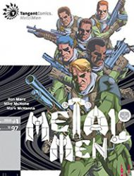 Tangent Comics/ Metal Men