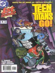 Teen Titans Go! (2003)