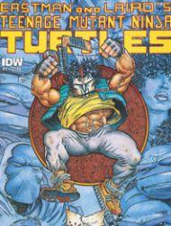Teenage Mutant Ninja Turtles Color Classics (2015)