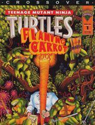 Teenage Mutant Ninja Turtles/Flaming Carrot Crossover