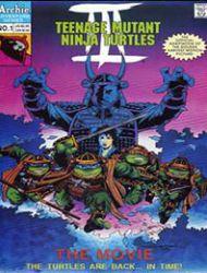 Teenage Mutant Ninja Turtles III The Movie: The Turtles Are Back...In Time!