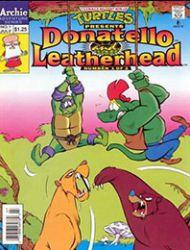 Teenage Mutant Ninja Turtles Presents: Donatello and Leatherhead