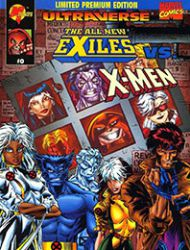 The All New Exiles Vs. X-Men