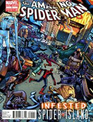The Amazing Spider-Man: Infested