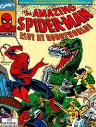 The Amazing Spider-Man NACME Series: Riot at Robotworld
