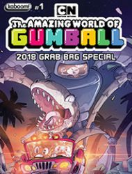 The Amazing World of Gumball 2018 Grab Bag Special