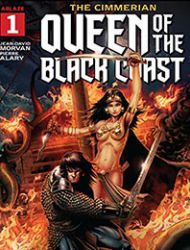 The Cimmerian: Queen of the Black Coast