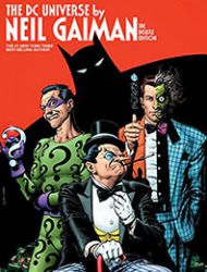 The DC Universe by Neil Gaiman: The Deluxe Edition