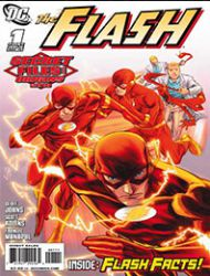 The Flash Secret Files and Origins 2010