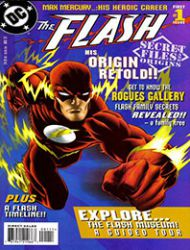 The Flash Secret Files