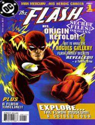 The Flash Secret Files