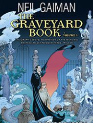 The Graveyard Book: Graphic Novel