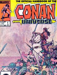 The Handbook of The Conan Universe