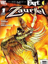 The Helmet of Fate: Zauriel
