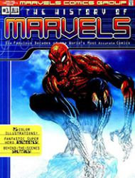 The History of Marvels Comics