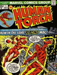 The Human Torch (1974)