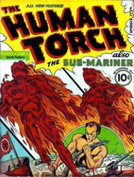 The Human Torch (1940)