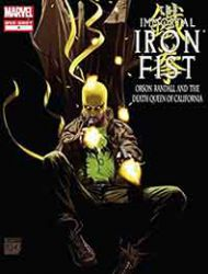 The Immortal Iron Fist: Orson Randall and The Death Queen of California