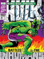 The Incredible Hulk Annual