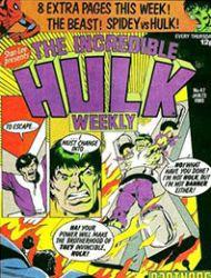 The Incredible Hulk Weekly