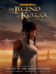 The Legend of Korra: The Art of the Animated Series
