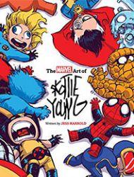 The Marvel Art of Skottie Young