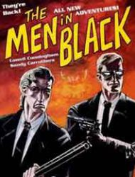 The Men in Black Book II
